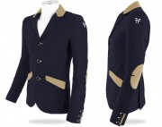 Men's Show Coat-personnalisable - Horse-Pilot