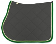 Cotton Saddle Pad-Diamond Stitching-personnalisable - RG Italy