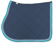 Bingo Saddle Pad-Diamond Stitching-personnalisable - RG Italy