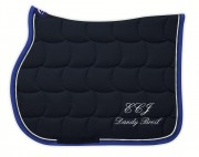 custom-made-saddle-pad-quadro-quarzo-scarpati Anna Scarpati