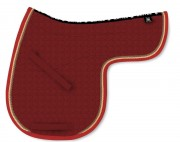 Contoured Saddle Pad-personnalisable - Mattes