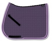 Square Saddle Pad-personnalisable - Mattes