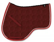 Eurofit Velour Saddle Pad-personnalisable - Mattes