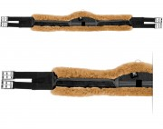 Long Asymmetrical Girth With Lambskin-personnalisable - Mattes