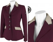 Gait X-Cool women's show coat -personnalisable - Equiline